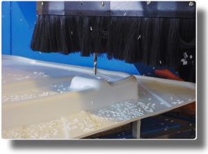 Präzisionsspiegel Vialux® für Innenbereich, PMMA, flach (Modell/Maße (BxH)/Abstand: Vialux805 / 505 x 410 mm / 2 m (Art.Nr.: 32835))