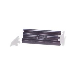 Profilschienen -Kennflex- aus ABS, selbstkürzbar (Höhe: 38 mm (Art.Nr.: 90.3853))