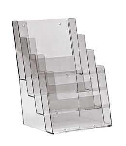 Prospekttasche -TAYMAR COUNTER MULTI-, freie Aufstellung oder Wandmontage (Ausführung: Prospekttasche -TAYMAR COUNTER MULTI-, freie Aufstellung oder Wandmontage (Art.Nr.: 36869))