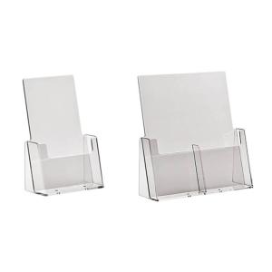 Prospekttasche -TAYMAR COUNTER SINGLE- (Modell: Thekenaufsteller DIN A6L (Art.Nr.: 36861))