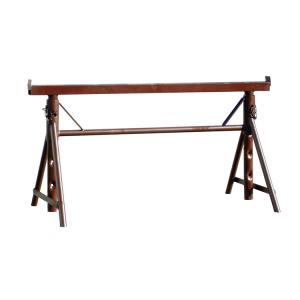 Putzergerüstbock -Combi N-, Breite 1,10 m, höhenverstellbar 0,55 - 0,9 m (Ausführung: Putzergerüstbock -Combi N-, Breite 1,10 m, höhenverstellbar 0,55 - 0,9 m (Art.Nr.: 10141))