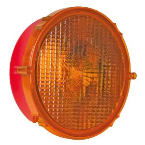 RS 2000 Vorwarner mit LED-Richtstrahler, Ø 200 mm (Ausführung: RS 2000 Vorwarner mit LED-Richtstrahler, Ø 200 mm (Art.Nr.: 14693))