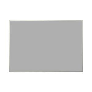 Rahmen für Flucht- und Rettungspläne, aus Alu, schwerentflammbar, verschiedene Formate (Format/Außenmaße (BxHxT): DIN A4 / 302 x 215 x 15 mm (Art.Nr.: sk1011))