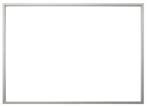 Rahmen für Flucht- und Rettungspläne, aus Alu, verschiedene Formate (Format/Außenmaße (BxHxT): DIN A4 / 302 x 215 x 15 mm (Art.Nr.: sk1001))