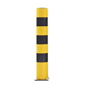 Rammschutzpoller -Bounce 200-, Ø 200 mm, Höhen 1000 oder 1200 mm, zum Aufdübeln