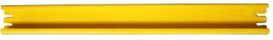 Rammschutzprofile aus Stahl, C-Profil, Höhe 100 mm, Länge 900 - 2700 mm (Länge: 900 mm (Art.Nr.: 18133))
