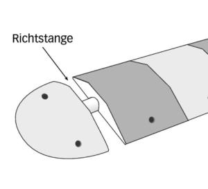 Richtstange für Temposchwelle -Convoy 20- (Ausführung: Richtstange für Temposchwelle -Convoy 20- (Art.Nr.: 36749))