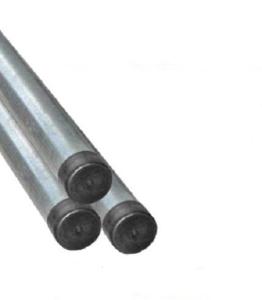 Rohrpfosten nach IVZ-Norm (Maße Ø / Länge: 60 x 2000 mm (Art.Nr.: 90.2773))
