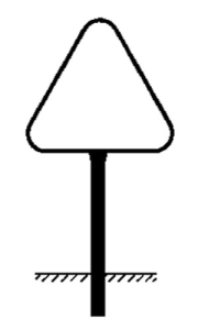 Rohrrahmen Typ 1, inkl. Erdanker (Seitenlänge (SL)/Ø Standrohr (SR)/Ø Rahmenrohr (RR):  <b>SL 630</b><br>Ø SR 60,3/2,0mm<br>Ø RR 26,9/1,75mm (Art.Nr.: ae01261))