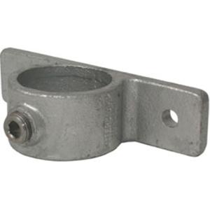 Rohrverbinder -Befestigungsring-, aus Temperguss, TÜV-geprüft, VPE 8 - 10 Stk. (für Rohr-Durchmesser/Menge:  <b>33,7 mm</b> / VPE 10 Stk. (Art.Nr.: 31729))