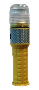Rundum-Blitzleuchte, 360° LED, wahlweise mit Adapter oder Standfuß (Modell: Blitzleuchte  <b>ohne Befestigung</b><br>nur als Ersatzteil verwendbar (Art.Nr.: 33374))