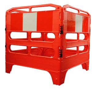 Schachtabsperrung -Typ VI-, klappbar (Ausführung: Schachtabsperrung -Typ VI-, klappbar (Art.Nr.: 35725))