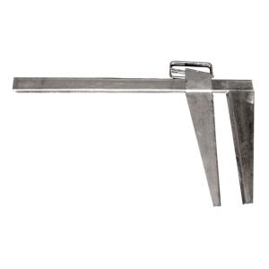 Schalungszwinge 50 / 30, Schalungslänge bis 500 mm (Farbe: lackiert (Art.Nr.: 11166))