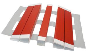Schlauchbrücke -Segnod III-, für B-, oder C-Schläuche, Breite 935 mm, nach DIN 14820 (Ausführung: Schlauchbrücke -Segnod III-, für B-, oder C-Schläuche, Breite 935 mm, nach DIN 14820 (Art.Nr.: 37554))