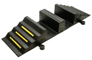 Schlauchbrücke -Segnod II-, für 2 x A-, B-, C-, oder D-Schläuche, Länge 1000 mm (Ausführung: Schlauchbrücke -Segnod II-, für 2 x A-, B-, C-, oder D-Schläuche, Länge 1000 mm (Art.Nr.: 37553))