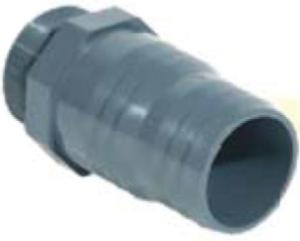 Schlauchtülle aus PVC (Ø in Zoll: AG R 1 1/4 (Art.Nr.: 19911))