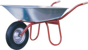Schubkarre Capito -Praktica 85-, 85 Liter, Einzelabnahme oder Set 5 Stück (Lager/Menge: Rillen-Kugellager/Set 5 Stück (Art.Nr.: 50970prkl-ve5))