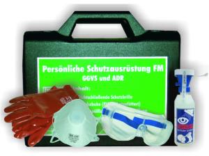 Schutzausrüstungskoffer -PSA FM-, nach ADR / GGVSE (Ausführung: Schutzausrüstungskoffer -PSA FM-, nach ADR/GGVSE (Art.Nr.: 35854))