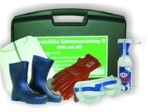 Schutzausrüstungskoffer -PSA II-, nach ADR / GGVSE (Ausführung: Schutzausrüstungskoffer -PSA II-, nach ADR/GGVSE (Art.Nr.: 35855))