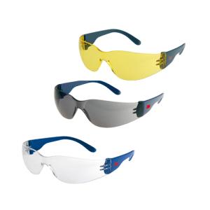 Schutzbrille -ClassicLine Sport- 3M, aus Polycarbonat, versch. Ausführungen (Scheibentönung/ Anwendungsgebiete:  <b>klar</b>/ mechanische Arbeiten (Art.Nr.: 35010))