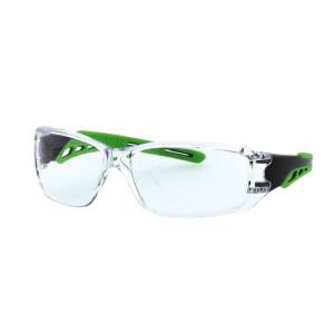 Schutzbrille -PremiumLine FLEX No.1- aus Polycarbonat, Scheibentönung klar (Ausführung: Schutzbrille -PremiumLine FLEX No.1- aus Polycarbonat, Scheibentönung klar (Art.Nr.: 36977))