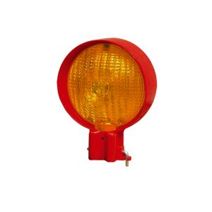 Signalleuchte für TL-Baken mit LED Technik, einseitig oder zweiseitig, BASt-geprüft (Lichtaustritt: Lichtaustritt einseitig (Art.Nr.: 312112r))