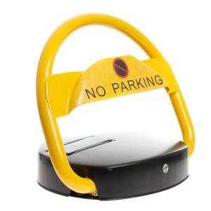 Solar-Parkplatzsperre -Stoppo- inkl. 2 Handsender (Ausführung: Solar-Parkplatzsperre -Stoppo- inkl. 2 Handsender (Art.Nr.: 40531))