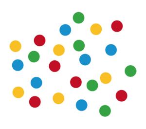 Spielplatzmarkierung DecoMark® -Twister- aus Thermoplastik (Ausführung: Spielplatzmarkierung DecoMark® -Twister- aus Thermoplastik (Art.Nr.: 28014))