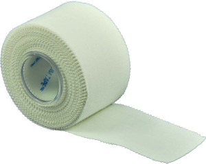 Sporttape aus Baumwolle, Länge 10 m (Ausführung: Sporttape aus Baumwolle, Länge 10 m (Art.Nr.: 33259))