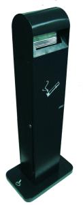Standascher -Pro 3- 12,5 Liter aus Stahl (Ausführung: Standascher -Pro 3- 12,5 Liter aus Stahl (Art.Nr.: 35635))