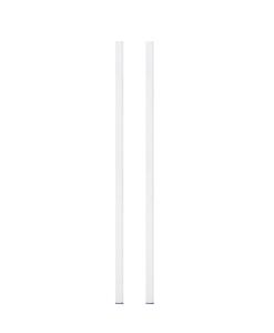 Standrohr für -VarioFix-, Länge 1,10 m, zur Nachrüstung mit Fußplatten, VPE 2 Stk. (Ausführung: Standrohr für -VarioFix-, Länge 1,10 m, zur Nachrüstung mit Fußplatten, VPE 2 Stk. (Art.Nr.: 33025))