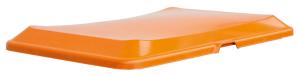 Stapeldeckel GFK für Rechteckbehälter unterfahrbar (für Behälter/Modell/Maße (LxBxH):  <b>200 Liter</b>hoch/890x600x90mm (Art.Nr.: 34055))