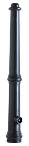 Stilpfosten aus Aluminium, konisch Ø 60 / 110 mm mit Stahlrohrkern