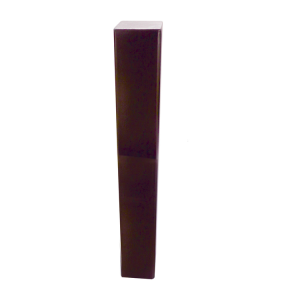 Stilpoller 100 x 100 mm mit Flachkopf