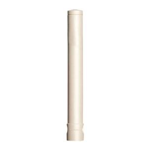 Stilpoller -Argo- Ø 90 mm aus Aluguss, zum Einbetonieren, feststehend oder herausnehmbar mit 3p