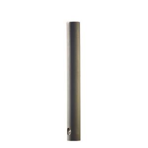 Stilpoller -Delion- Ø 98 mm aus Aluguss, zum Einbetonieren, mit 3p-Technologie (Sollbruchstelle)