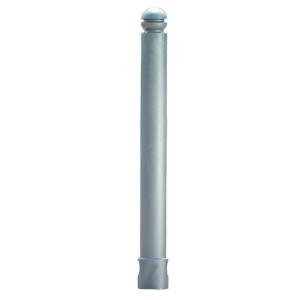 Stilpoller -Helenos- Ø 85 mm aus Aluguss, zum Einbetonieren, feststehend oder herausnehmbar mit 3p-Technologie (Sollbruchstelle)