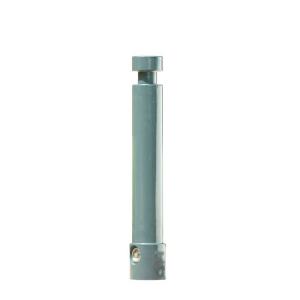 Stilpoller -Maira- Ø 86 mm aus Aluguss, zum Einbetonieren, feststehend oder herausnehmbar mit 3p