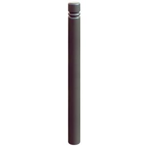 Stilpoller -Trend- Ø 114 mm aus Stahl, zum Einbetonieren, feststehend, wahlweise mit Ösen