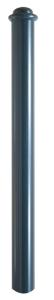 Stilpoller Ø 82 mm mit Halbkugelzierkopf