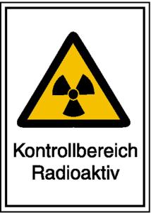 Strahlenschutzkennzeichnung