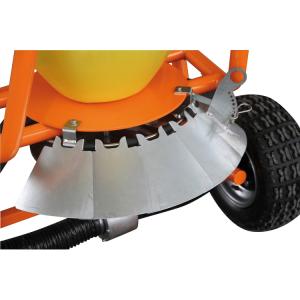Streubreitenbegrenzer für Streuwagen -CEMO SW200 oder 300-, verstellbar (Ausführung: Streubreitenbegrenzer für Streuwagen -CEMO SW200 oder 300-, verstellbar (Art.Nr.: 25087))