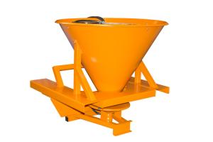 Streugerät -Typ SH- aus Stahl, 265 Liter, für Sand, Salz und Splitt geeignet (Ausführung: Streugerät -Typ SH- aus Stahl, 265 Liter, für Sand, Salz und Splitt geeignet (Art.Nr.: 38312))