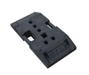 TL Fußplatte nach K1, ca. 28 kg (Ausführung: TL Fußplatte nach K1, ca. 28 kg (Art.Nr.: 19650))