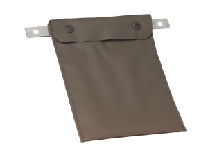 Tasche für Gefahrgutpapiere, schwer entflammbar (Ausführung: Tasche für Gefahrgutpapiere, schwer entflammbar (Art.Nr.: 90.2416))