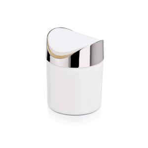 Tisch-Abfallbehälter -WSA21- aus Kunststoff, mit Schwingdeckel (Ausführung: Tisch-Abfallbehälter -WSA21- aus Kunststoff, mit Schwingdeckel (Art.Nr.: 37267))