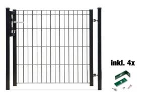 Torset für Zaunpakete -Michl-, Lichte Weite 960 mm