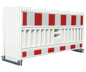 Transport- und Lagerschiene für Absprerrschranken (1 Paar = 2 Stück) (Ausführung: Transport- und Lagerschiene für Absprerrschranken (1 Paar = 2 Stück) (Art.Nr.: 18427))