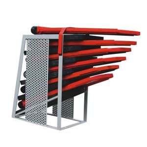 Transportbox für 5-6 Warnmaxe, zum Einbau in Fahrzeuge (Ausführung: Transportbox für 5-6 Warnmaxe, zum Einbau in Fahrzeuge (Art.Nr.: 18467))