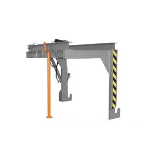 Traverse -Typ BST-H-, für Stapelkipper und Gitterbehälter, hydraulische Kippvorrichtung